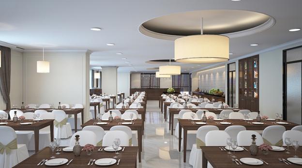 Khách sạn Cầu Giấy - Nhà hàng Hà Nội